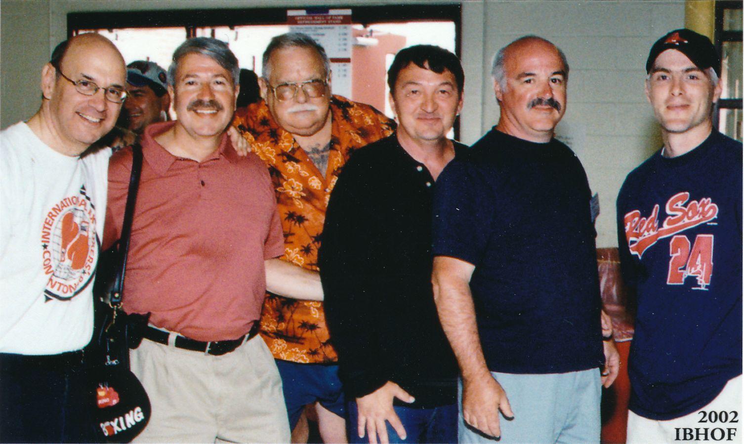 Canastota 2002