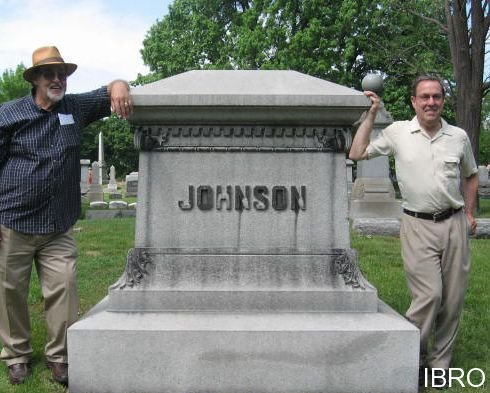 May 28, 2007 Jack Johnson Gravesite, Chicago, IL