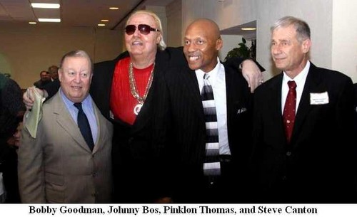 July 27, 2009 Florida Boxing Hall of Fame