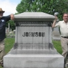 May 28, 2007 Jack Johnson Gravesite, Chicagi,IL