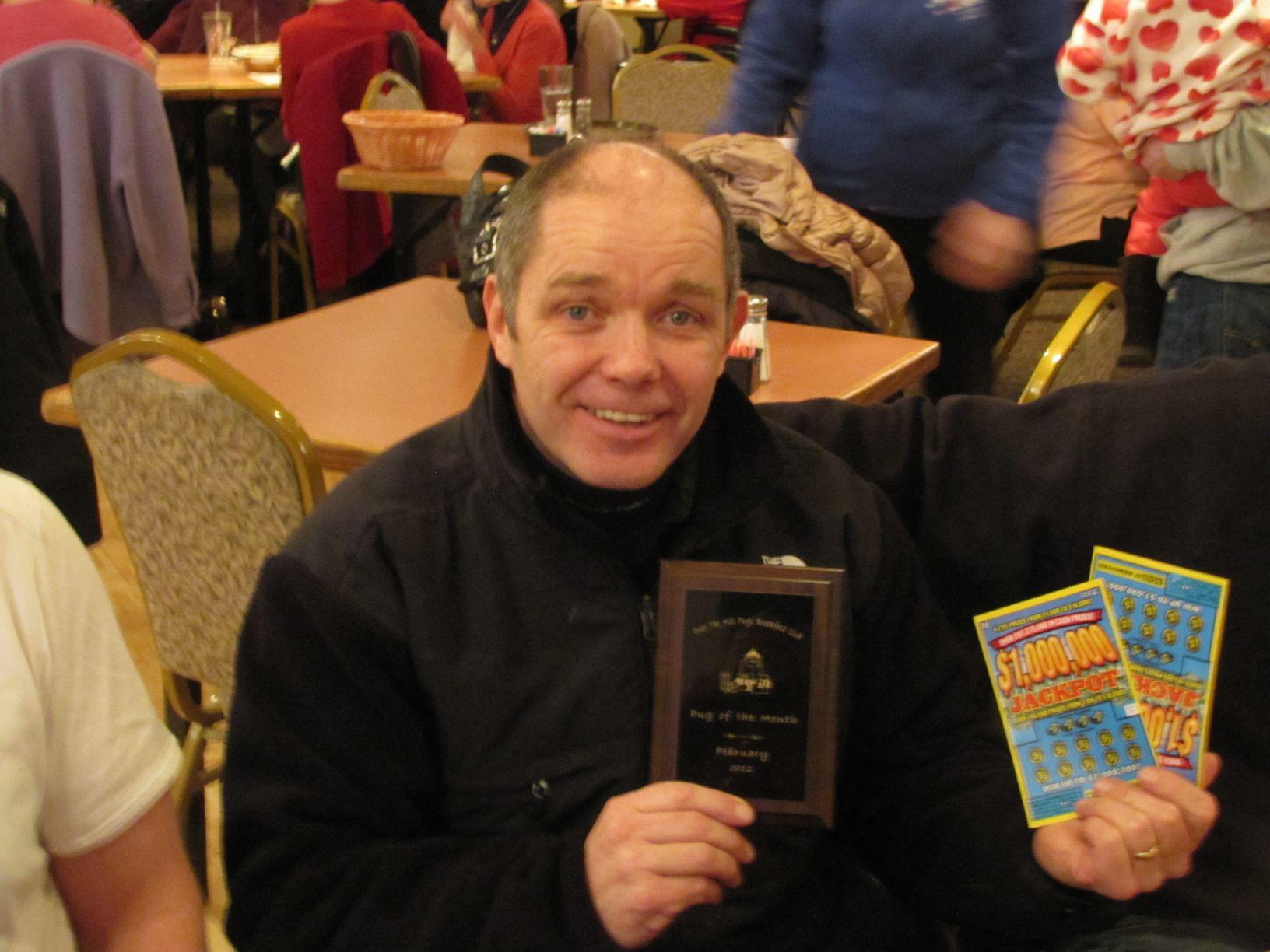 Florian Hall February 14, 2012