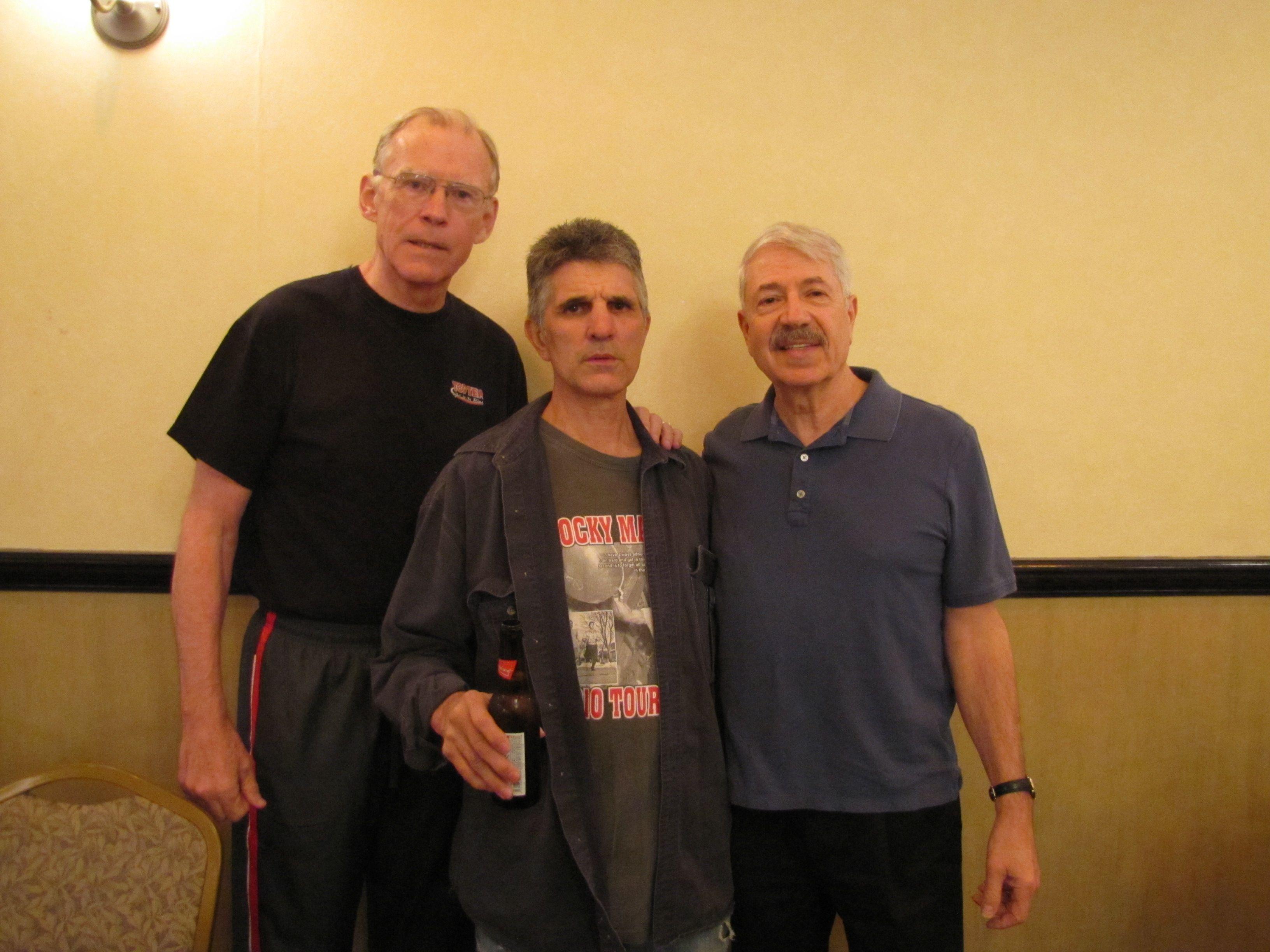 Florian Hall May 8, 2012
