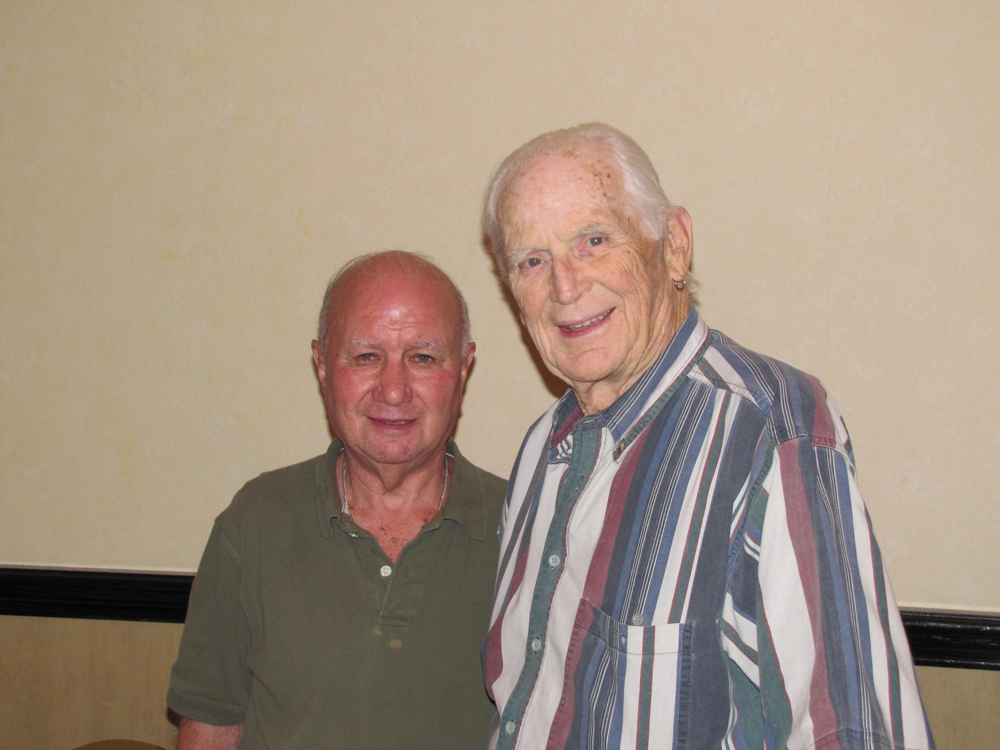 Florian Hall August 14, 2012