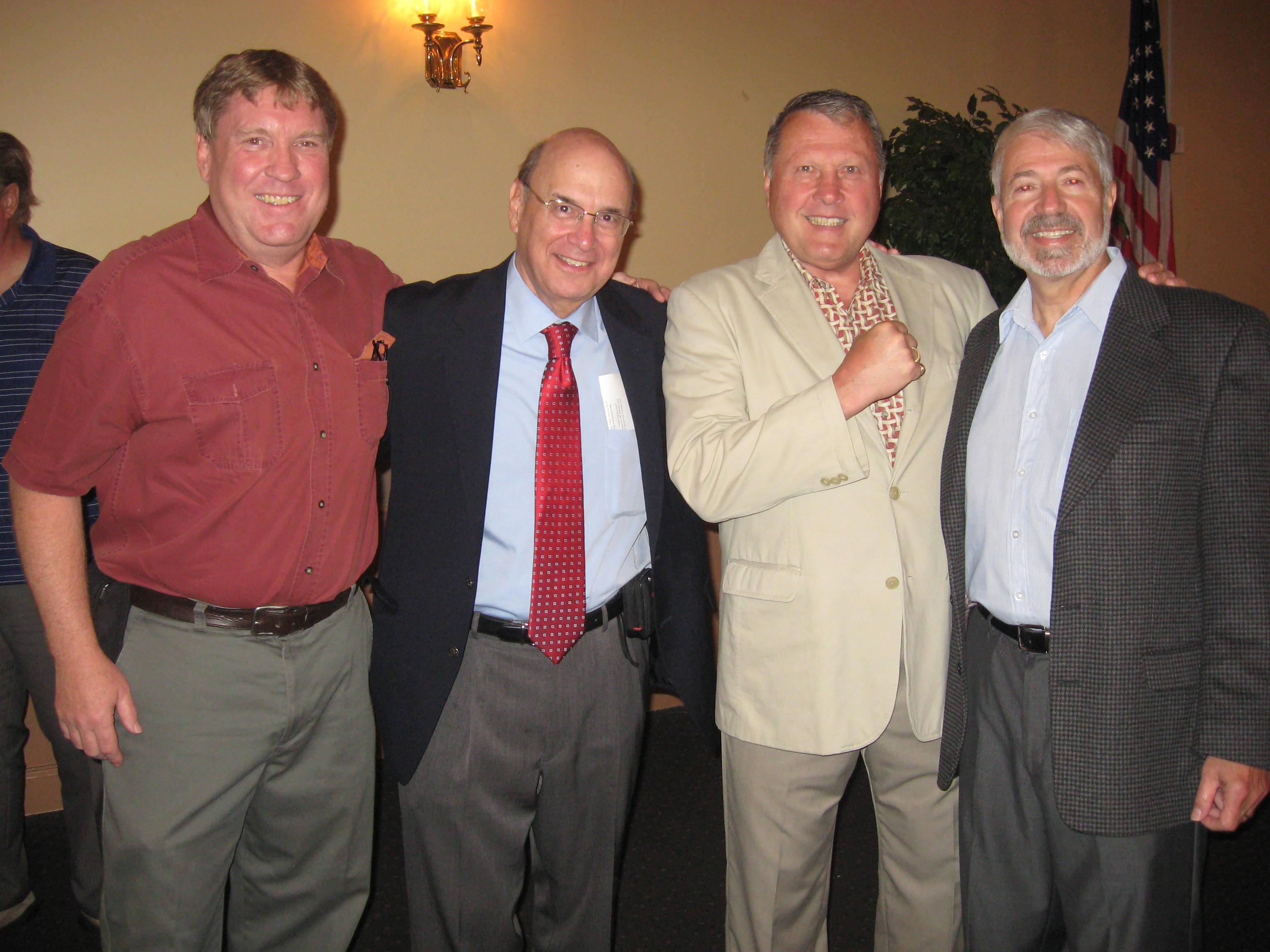 Ring 4 HOF Banquet 2010