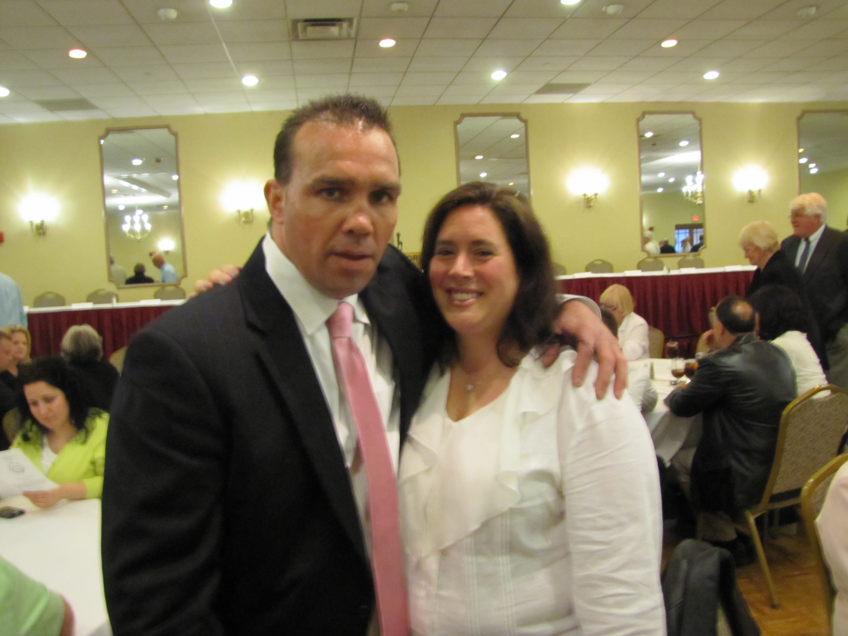 April 22, 2012 at Florian Hall, Dorchester, MA