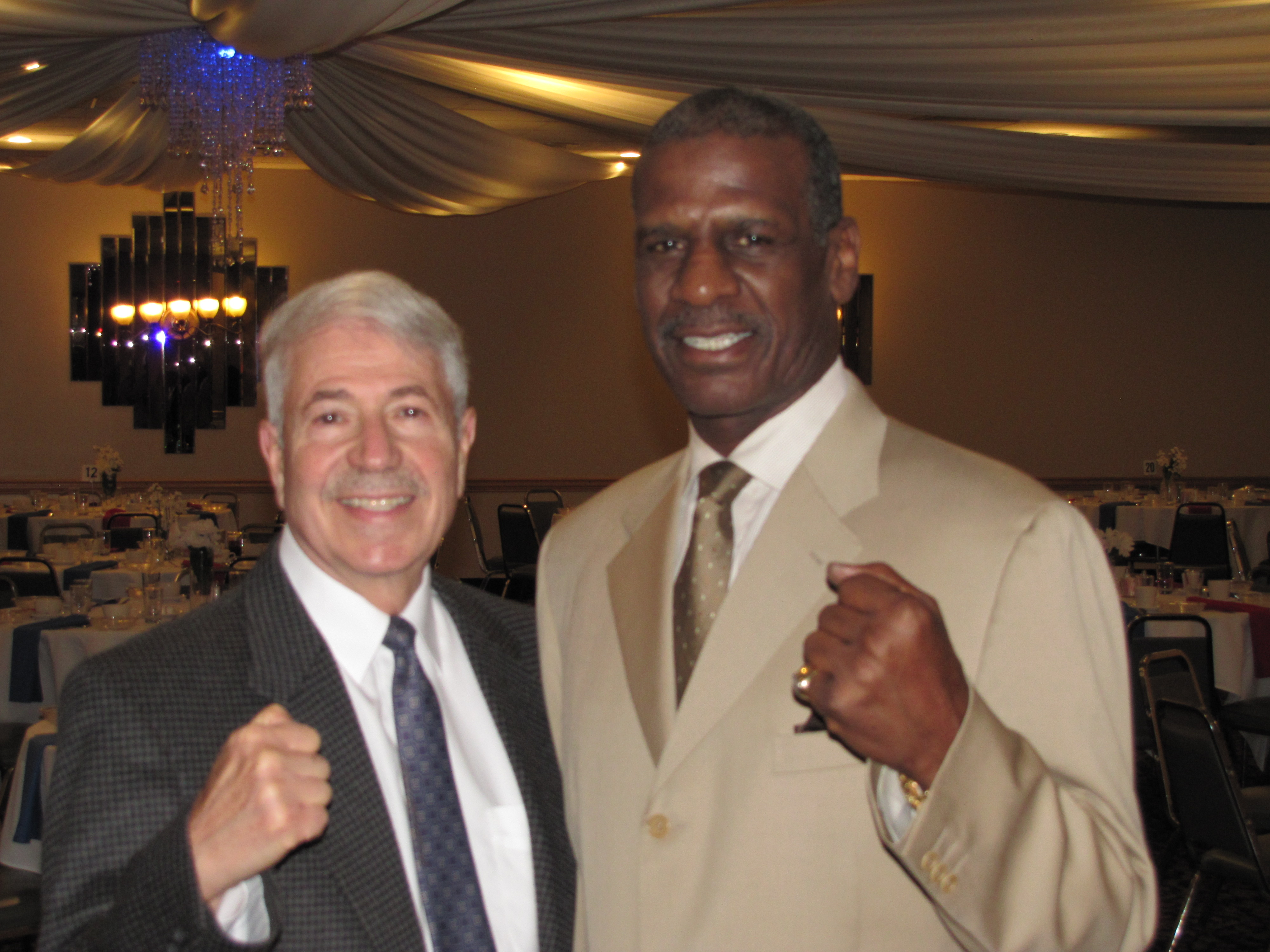 Rochester Boxing Hall of Banquet, September 17, 2016