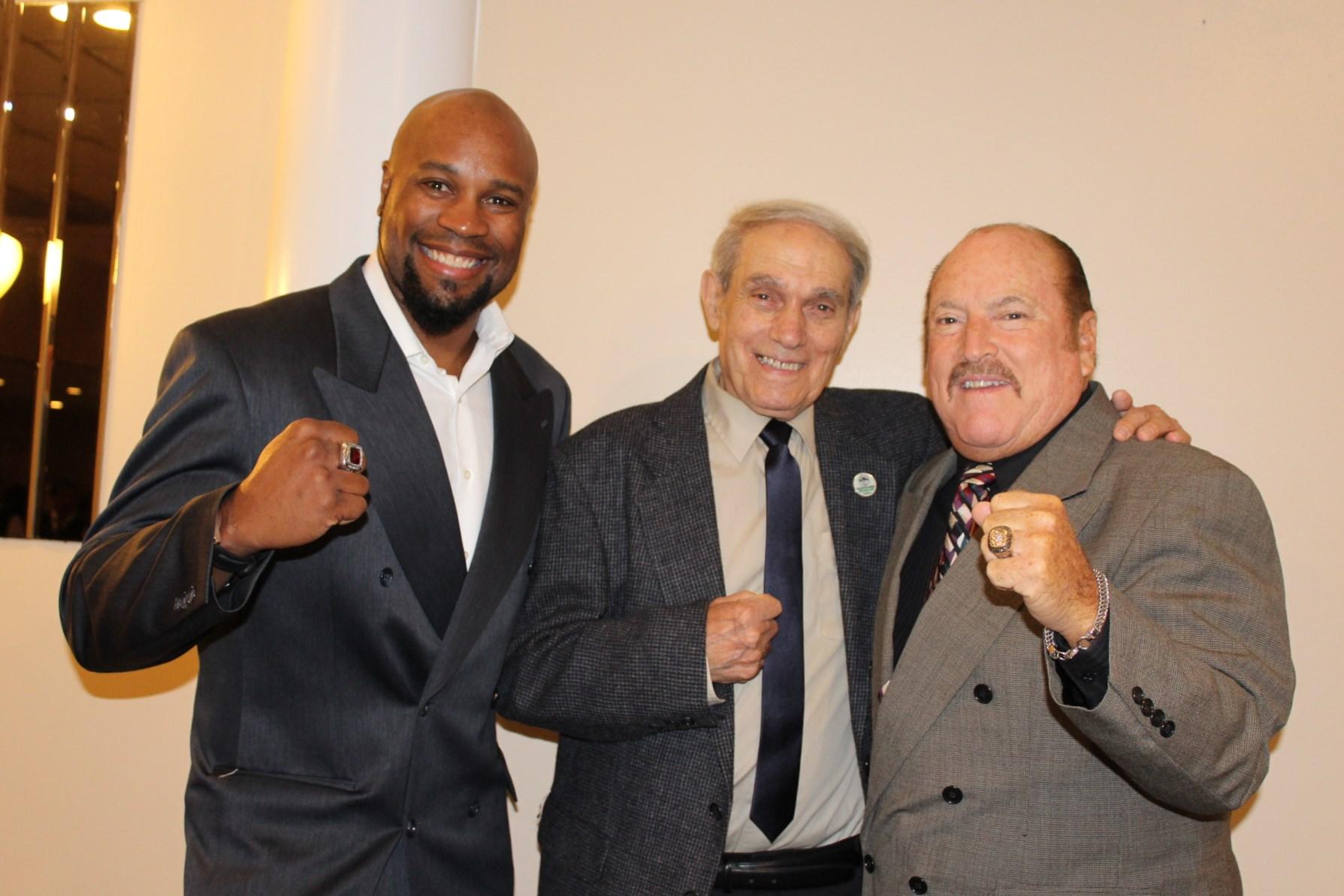 Rochester Boxing Hall of Fame, September 30, 2017
